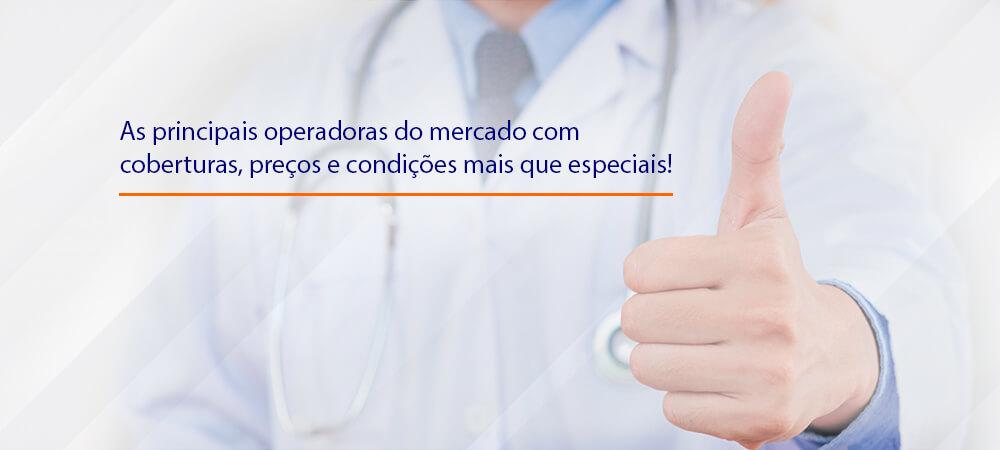 Operadoras de Planos de Saúde